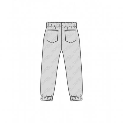 Burda Style – Patron Enfant Pantalon – Short n°9354 du 116 au 158