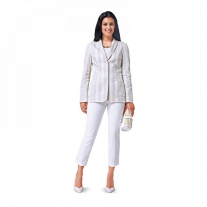 Burda Style – Patron Femme Pantalon Etroit n°7062 du 36 au 48