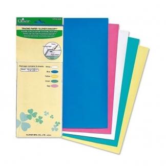 Clover – Papier à Decalquer 5 pcs (30 x 25 cm)
