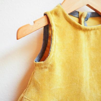 Ikatee – Patron Robe Enfant Helsinki 6 mois – 4 ans