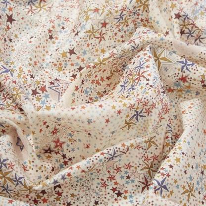 Liberty London - Tissu Adelajda Tana Lawn Coton