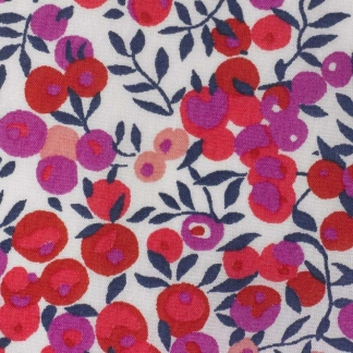 Liberty London - Tissu Wiltshire Berry Tana Lawn Coton