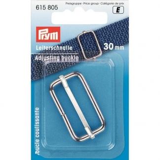 Prym - Boucle Coulissante Coloris Argent (30 mm)
