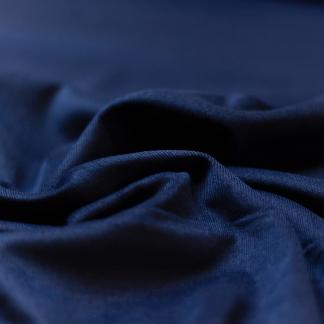Sélection Coup de coudre - Tissu Velours Milleraies Uni Couleur Bleu Marine