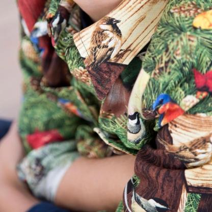 La Maison Victor - Patron Chemise Enfant Vink 3-11 ans