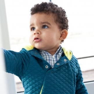 La Maison Victor - Patron Hoodie Enfant Lewis 1-12 ans