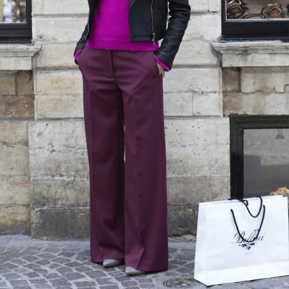 La Maison Victor - Patron Femme Pantalon Colette du 34 au 48