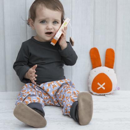 La Maison Victor - Patron Pantalon Enfant Dalton 1-24 mois