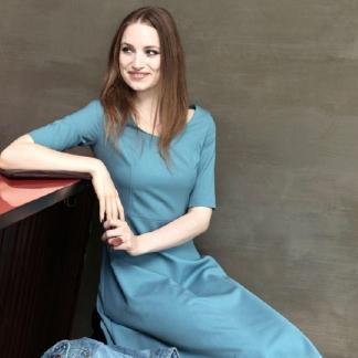 La Maison Victor - Patron Femme Robe Ariel du 30 au 48