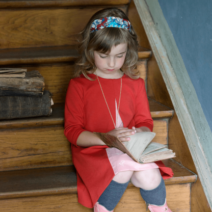 La Maison Victor - Patron Robe Enfant Birdie 3-12 ans