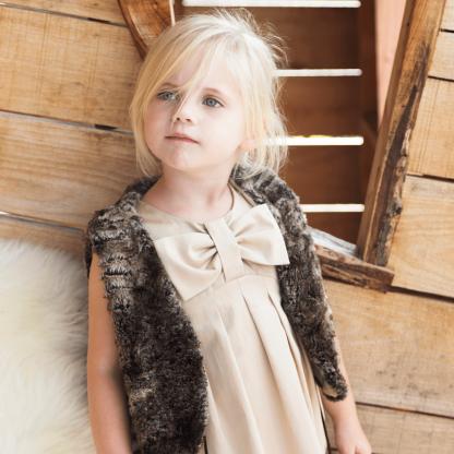 La Maison Victor - Patron Robe Enfant Lucy 3-12 ans