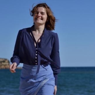 Pauline Alice - Patron Chemisier Femme Reina du 34 au 48