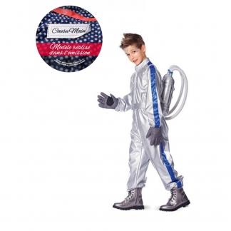 Burda Style - Patron Enfant Astronaute n°2379 du 122 au 158