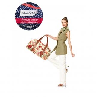 Burda Style - Patron Sacs de Voyage n°7119