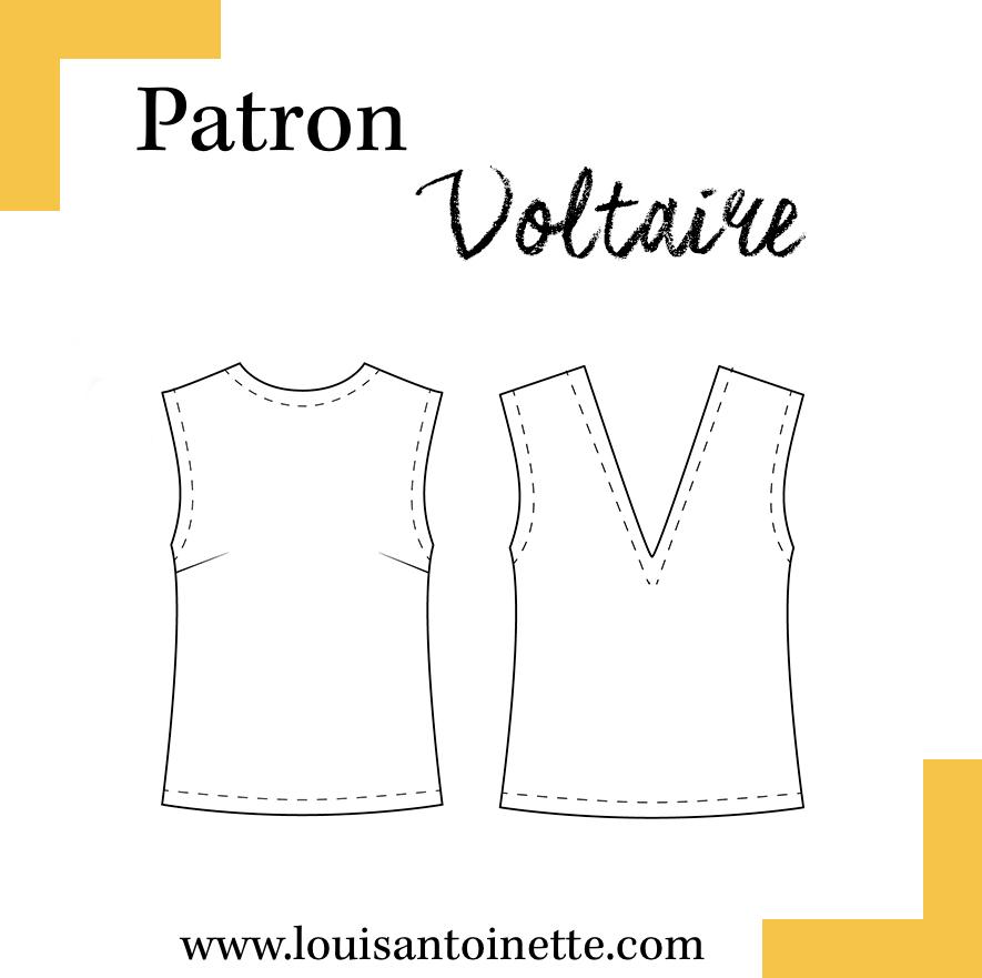 Top 46 Du Louis Patron 34 Voltaire Antoinette Femme Au DH29EI