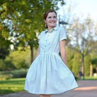 Pauline Alice - Patron Robe Femme Cami du 34 au 44