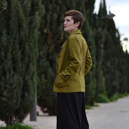 Pauline Alice - Patron Veste Femme Tello du 34 au 48