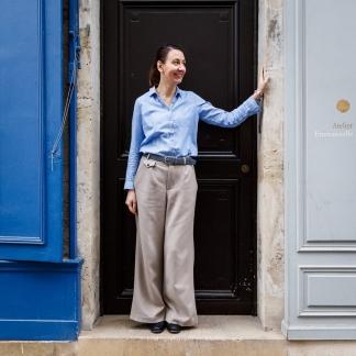 Pauline Alice – Patron Pantalon Femme Sorell du 34 au 48