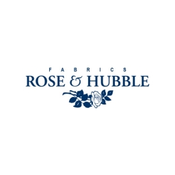Rose & Hubble Fabrics @ Coup de coudre
