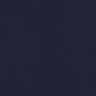 C. Pauli - Tissu Popeline Fine de Coton Bio Uni Couleur Bleu