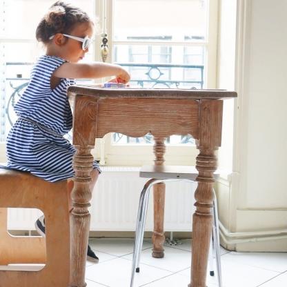 "Ikatee - Patron Enfant Robe ""Corfou"" 3 - 12 ans"