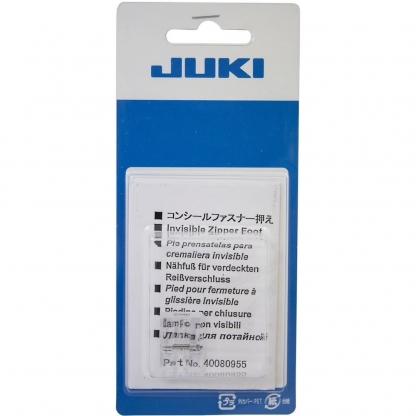 JUKI – Pied Presseur Fermeture Invisible pour Machines à Coudre des Séries G, F et DX