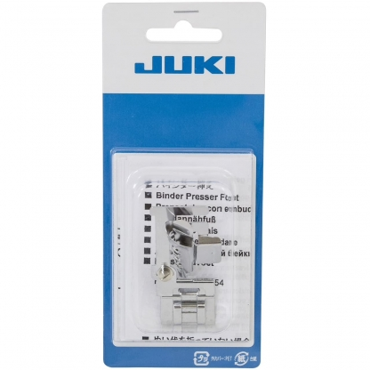 JUKI – Pied Presseur Pose Biais pour Machines à Coudre des Séries G, F et DX