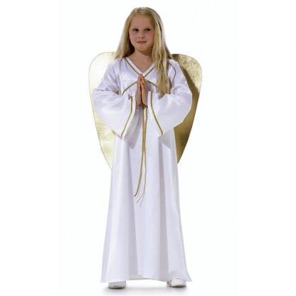 Burda Style - Patron Enfant Déguisement Romaine et Ange n°2437 du 128 au 164