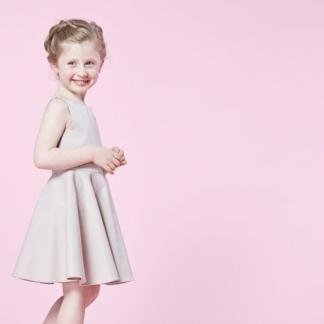 Louis Antoinette - Patron Enfant Robe Mini Demoiselle 2-12 ans