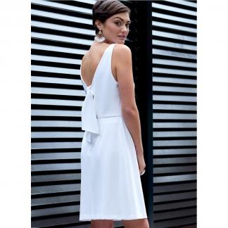 McCall's – Patron Femme Robes Dos Ouvert M7740 du XS au XL