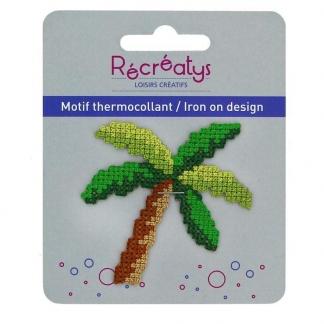 """Récréatys - Motif Thermocollant """"Palmier"""""""