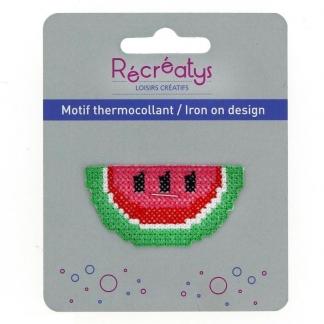 """Récréatys - Motif Thermocollant """"Pastèque"""""""