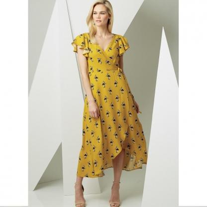 Vogue Patterns – Patron Femme Robe V9251 du 36 au 52