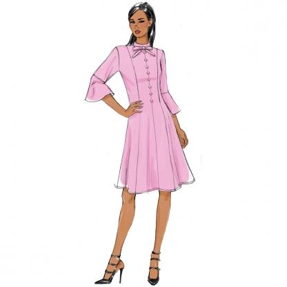 Vogue Patterns – Patron Femme Robe V9279 du 34 au 50