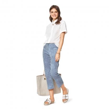 Burda Style – Patron Femme Pantalon n°6432 du 36 au 48