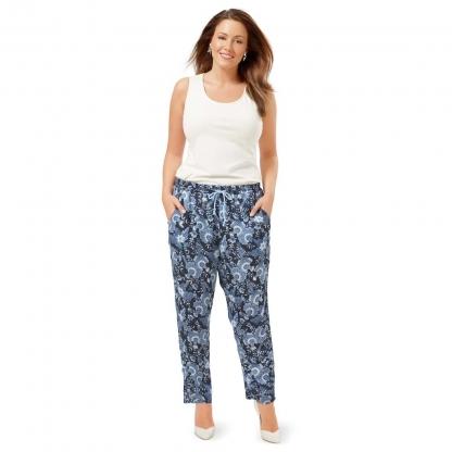 Burda Style – Patron Femme Pantalon n°6678 du 44 au 56