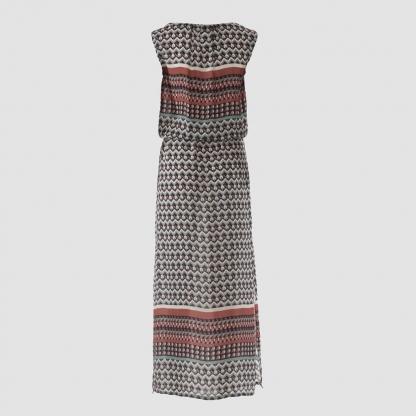Burda Style – Patron Femme Robe Encolure Bateau n°6413 du 36 au 48