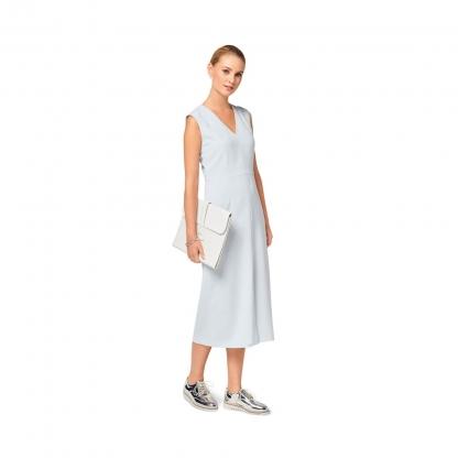Burda Style – Patron Femme Robe Encolure en V n°6511 du 34 au 46