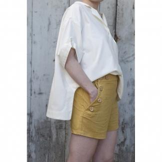 Pauline Alice - Patron Femme Short et Pantalon Romero du 34 au 48