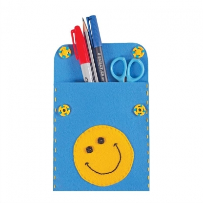 Pony - Kit Couture Pochette Smiley