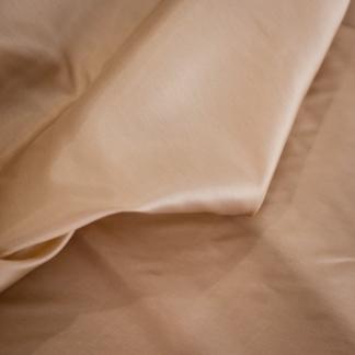 Bemberg - Doublure Taffetas de Cupro Fiber et Acetate Uni Couleur Sahara