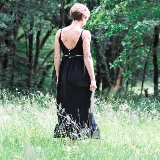 Gasparine – Patron Femme Caraco ou Robe à Bretelles Miss Manon du 34 au 46