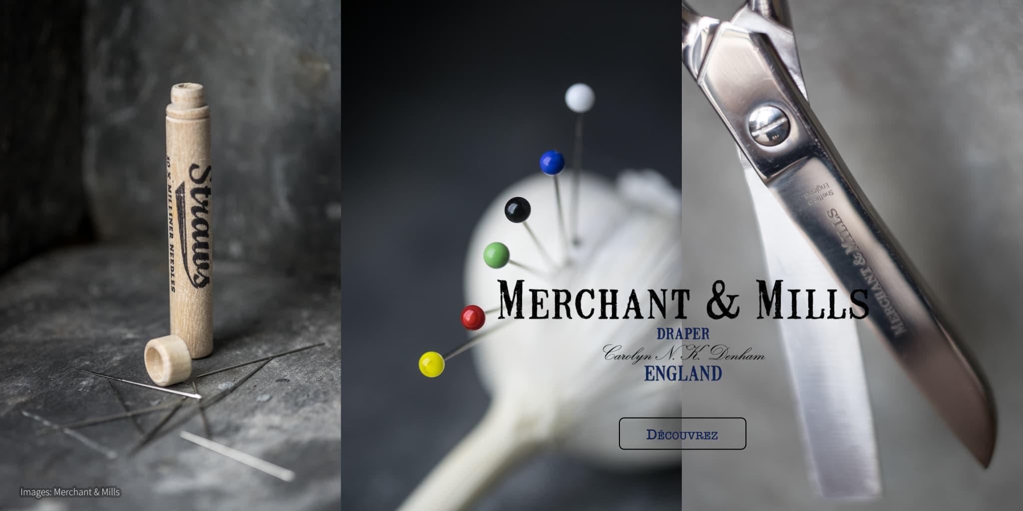 Merchant & Mills @ Coup de coudre