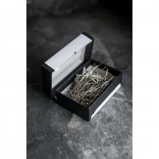 Merchant & Mills - Boite 100 Epingles de Couture Traditionnelles