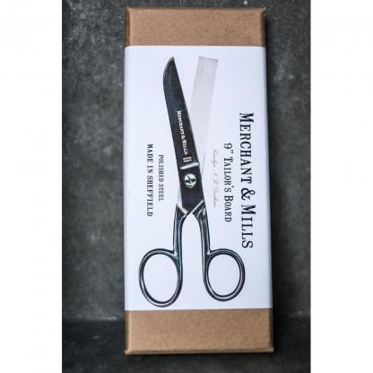 """Merchant & Mills - Ciseaux de Tailleur """"Tailor's Board"""" (22 cm)"""