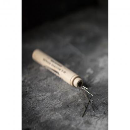 """Merchant & Mills - Set 10 Aiguilles à Coudre Fines Très Longues Assorties """"Straws"""""""