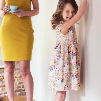 La Maison Victor - Patron Robe Enfant Cupcake 3-12 ans