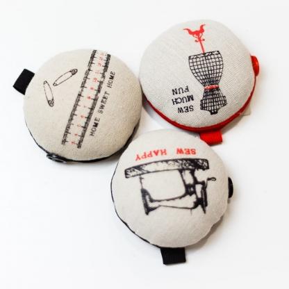 Sélection Coup de coudre - Bracelet Pelote à Epingles Imprimé