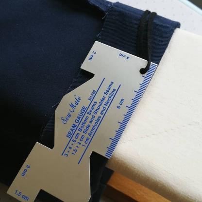 Sew Mate - Mesure Ourlet en Aluminium