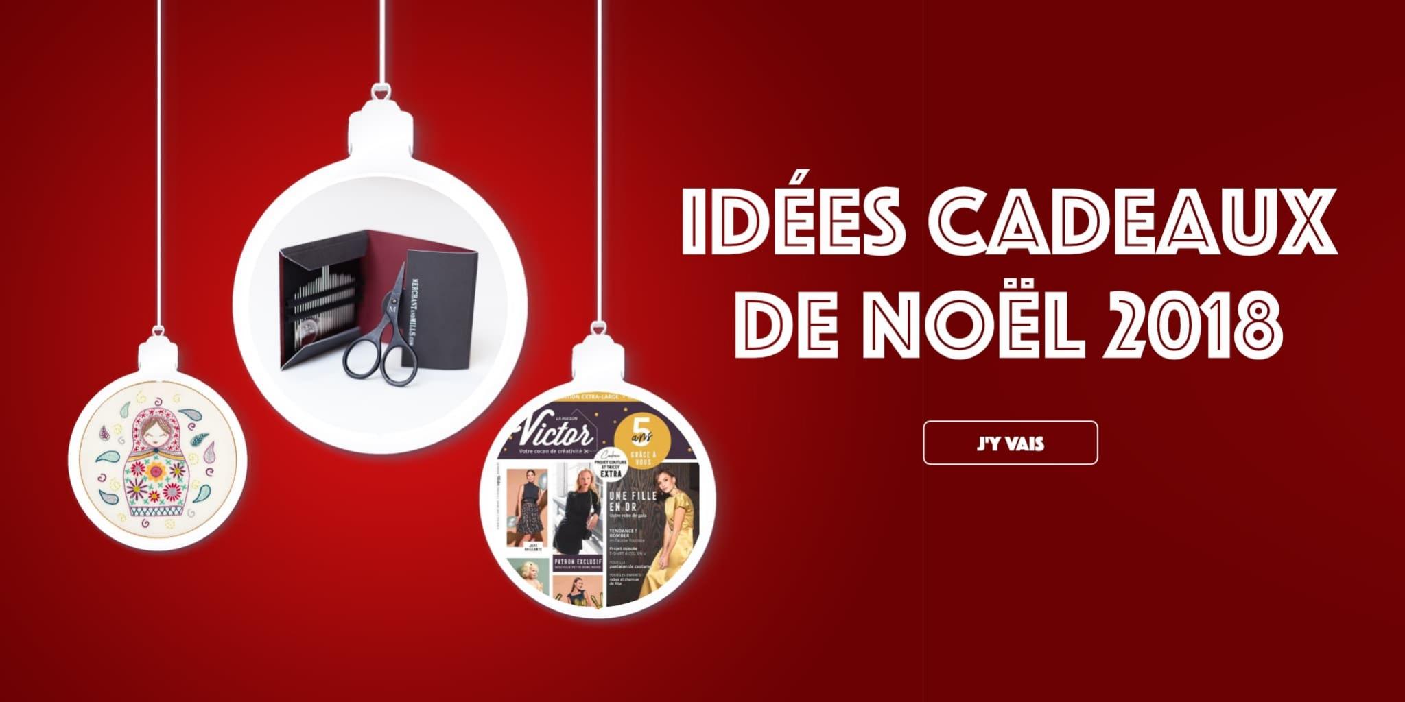 Idées cadeaux de Noël @ Coup de coudre